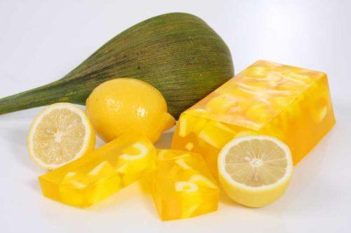 خلطة الجلسرين و الليمون لتبييض الجسم