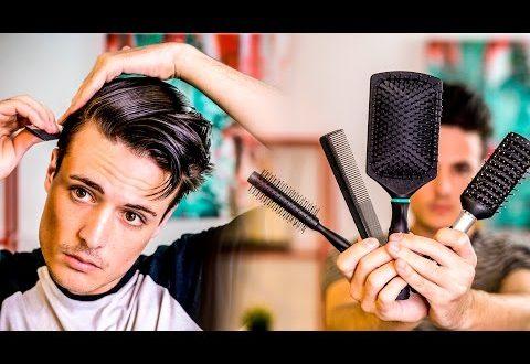 كيفية تنعيم شعر الرجال