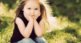 علاج الشعر الهايش والمموج للاطفال