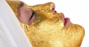 طريقة عملماسك الذهببالبيت