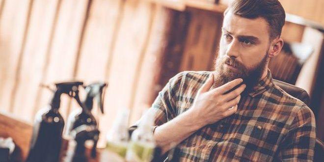 تساقط شعر اللحية وظهور فراغات في الذقن – أسبابه وعلاجه